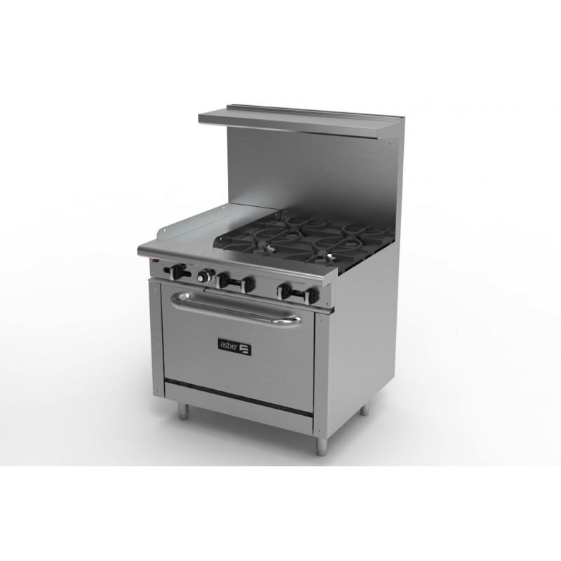 AEMR Estufas-Cocinas Combinadas